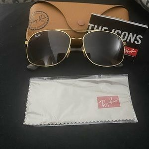 Ray-Ban Sunglasses RB3593 Brown Gradient